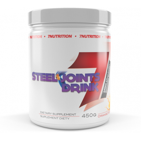 7Nutrition - Steel Joints Drink - 450g