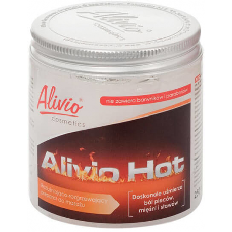 Alivio Cosmetics - Hot 250ml.