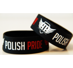 WRISTBAND POLISH PRIDE