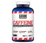 UNS - Caffeine 200 - 100 caps.