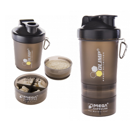 OLIMP Shaker Smart Shake Black Label 600 ml