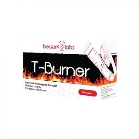 Berserk Labs - T-Burner - 120cap