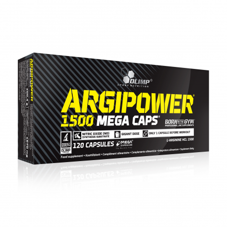 Olimp - ARGI POWER - 120 cap.