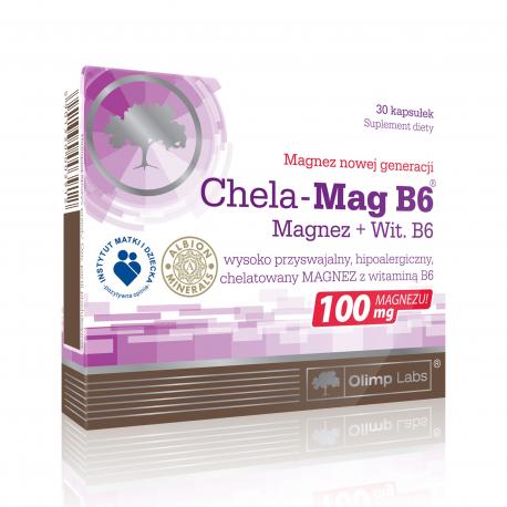 OLIMP CHELA-MAG B6 - 30 caps