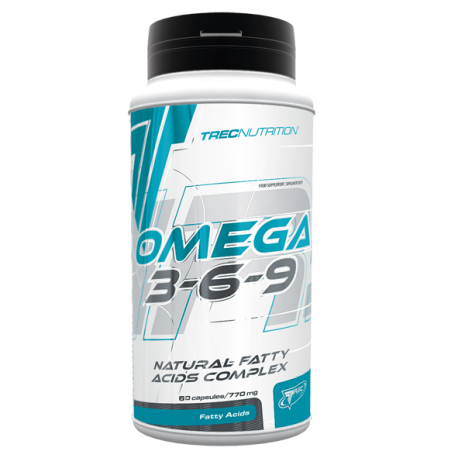 Trec - Omega 3-6-9 - 60 cap.