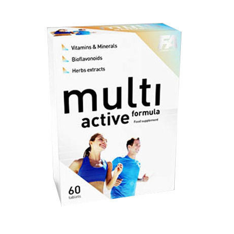 Fitness Authority - Multi Active Formula - 60tab