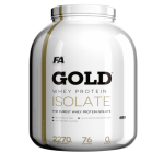 Fitness Authority - Gold Whey Protein Isolate - 2270g