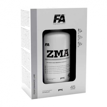Fitness Authority - ZMA - 90kap.
