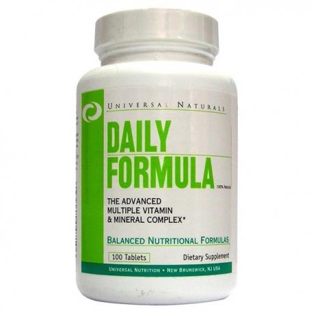 Universal Nutrition - Daily Formula - 100 tab.
