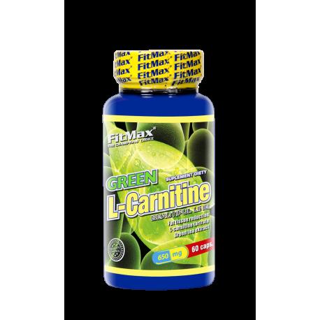 Fitmax - Green L-Carnitine - 60 caps