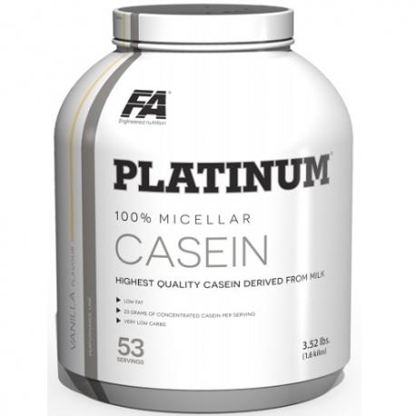 Platinum Micellar Casein 1600g (59 porcji)