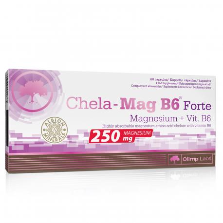 Olimp - Chela-Mag B6 forte - 60 cap.