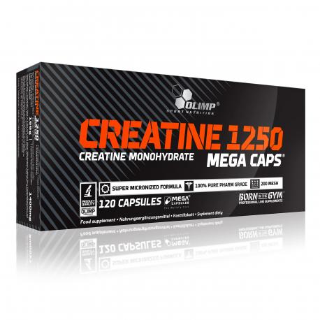 Olimp - Creatine Mega Caps - 120 cap.