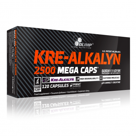 Olimp - Kre-Alkalyn 2500 Mega Caps - 120 caps