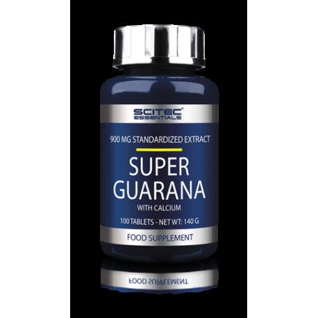 Scitec nutrition - Super Guarana - 100tab