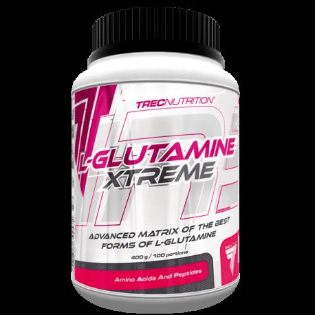 L-Glutamine Xtreme 400g - 100 portions